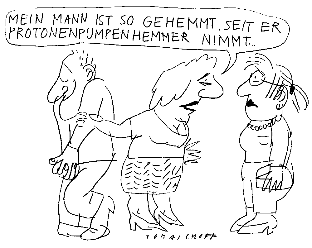 Cartoons - Medical Tribune
