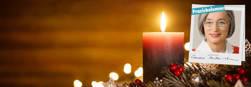Weihnachten feiern, was denn sonst? - Medical Tribune
