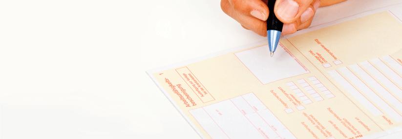 Arbeitsunfähigkeitsbescheinigung Wann Krankschreiben Medical