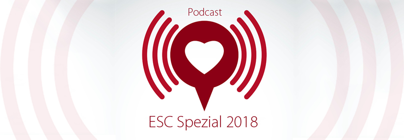 Der Podcast der Medical Tribune: direkt vom ESC-Kongress 2018 in Ihre Praxis.